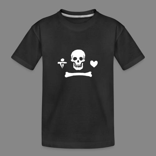 Stede Bonnet Flag - T-shirt bio Premium Ado