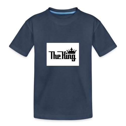 TheKing - Teenager Premium Bio T-Shirt