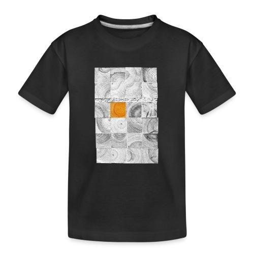 Cubes de Bois - T-shirt bio Premium Ado