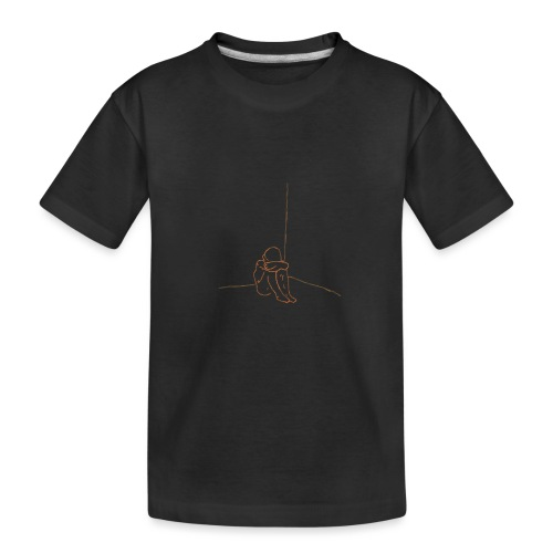 badge3 - Teenager Premium Organic T-Shirt