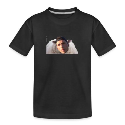 TVS het Armo Schaap en SHIT - Teenager premium biologisch T-shirt