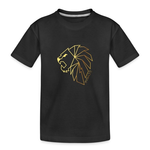 Löwe, Lion Inside - Teenager Premium Bio T-Shirt
