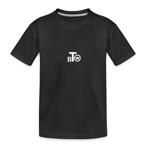 BTO - Ekologisk premium-T-shirt tonåring