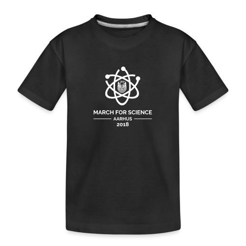 March for Science Aarhus 2018 - Teenager Premium Organic T-Shirt