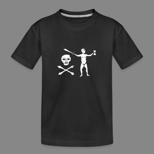 Jean Thomas Dulaien Flag - T-shirt bio Premium Ado