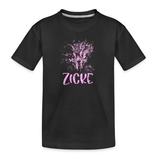 Zicke - Teenager Premium Bio T-Shirt