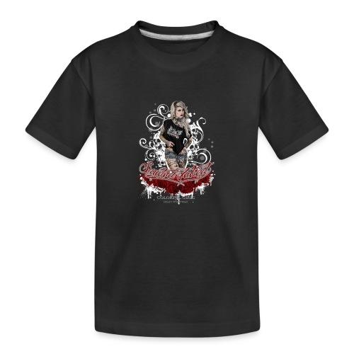 Sandra 1 - Teenager Premium Bio T-Shirt