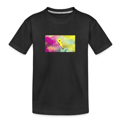 lightning bolt - Teenager Premium Organic T-Shirt