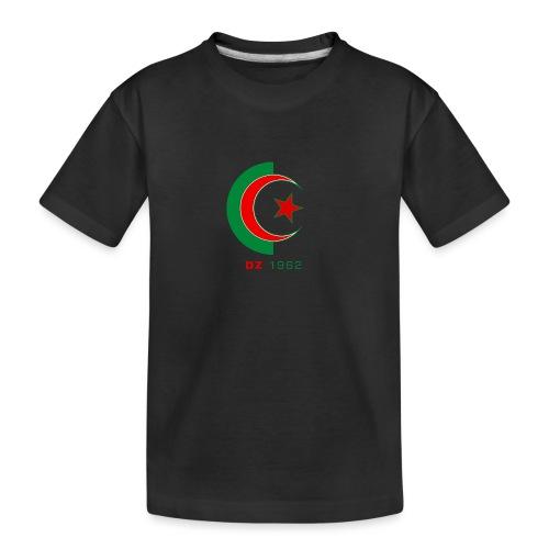logo 3 sans fond dz1962 - T-shirt bio Premium Ado