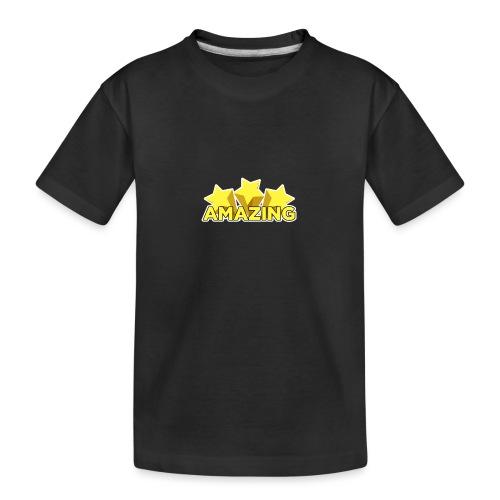 Amazing - Teenager Premium Organic T-Shirt