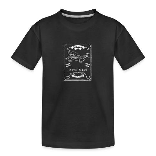 Cut of Cricket - T-shirt bio Premium Ado