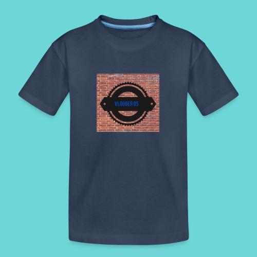 Brick t-shirt - Teenager Premium Organic T-Shirt