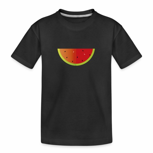 Sandia - Camiseta orgánica premium adolescente