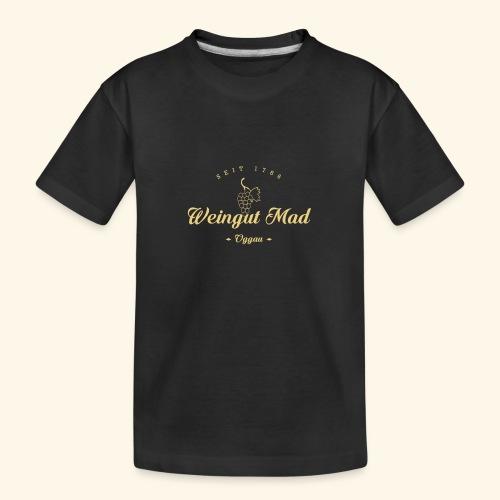 Golden Times - Teenager Premium Bio T-Shirt