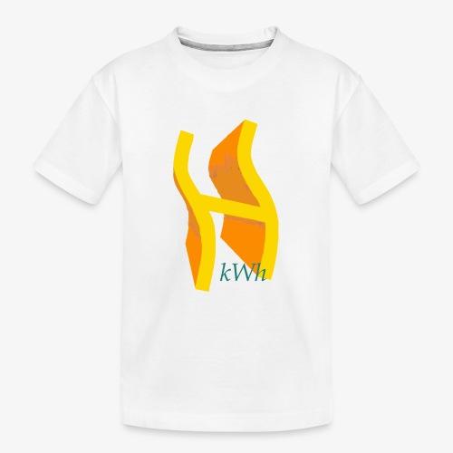 Wasserstoff - Teenager Premium Bio T-Shirt