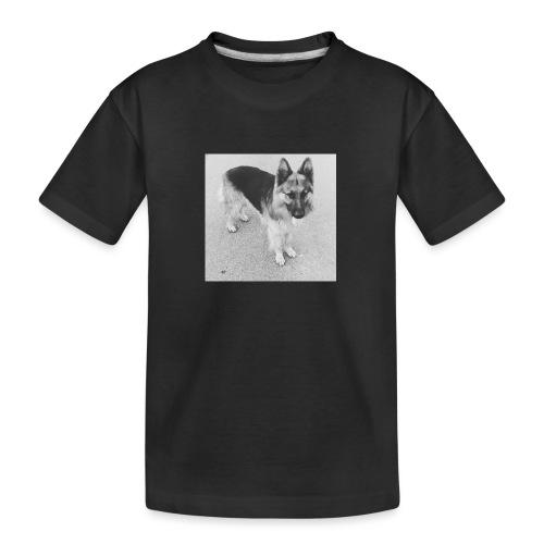 Ready, set, go - Teenager premium biologisch T-shirt