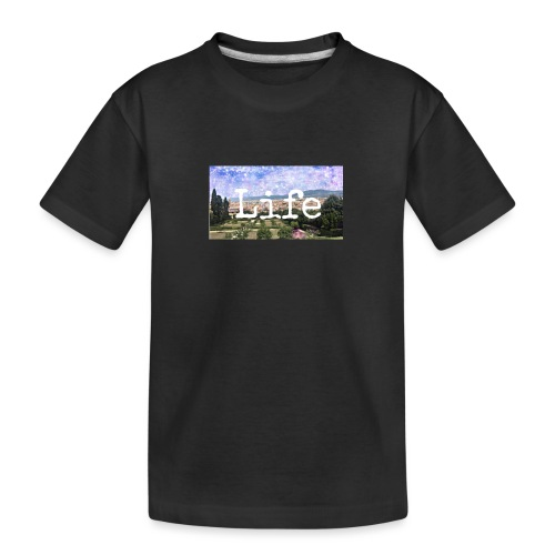 Florenz Life - Teenager Premium Bio T-Shirt