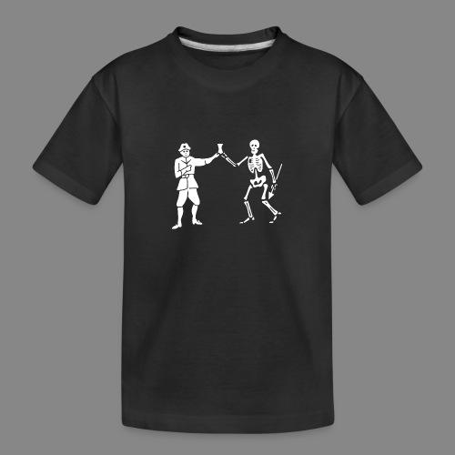 Roberts Bartholomew Flag v1 - T-shirt bio Premium Ado