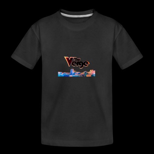 The Verge Gob. - T-shirt bio Premium Ado