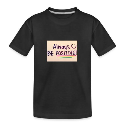 Bamse - Teenager premium T-shirt økologisk