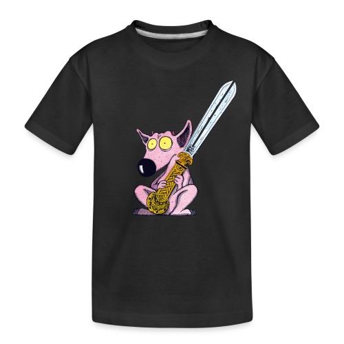 Rumo - Teenager Premium Bio T-Shirt