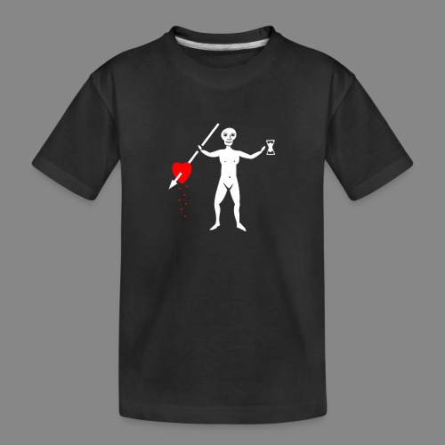 John Quelch Flag - T-shirt bio Premium Ado