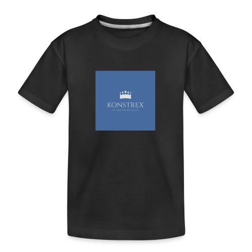 konstrex - Teenager premium T-shirt økologisk