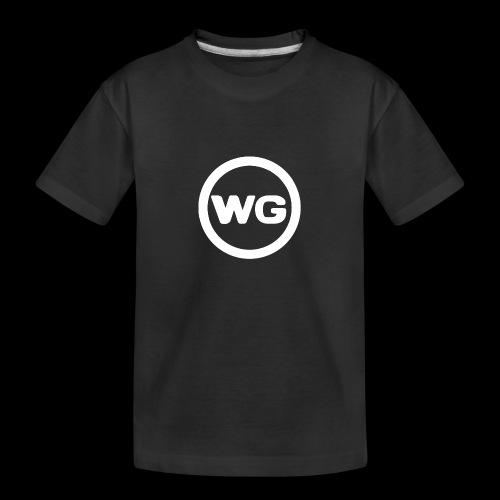 wout games - Teenager premium biologisch T-shirt