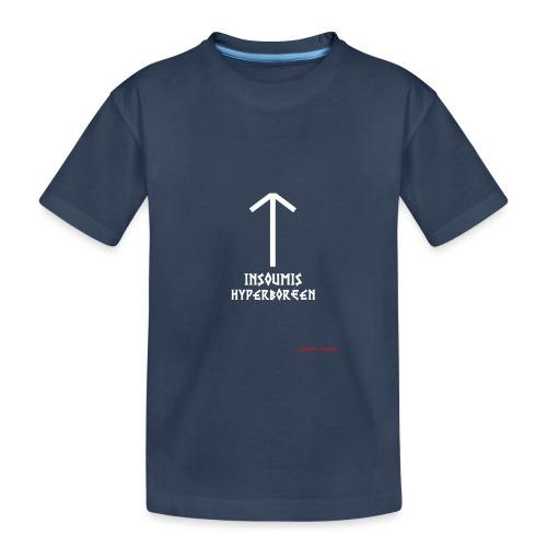 insoumisHyperboréen - T-shirt bio Premium Ado