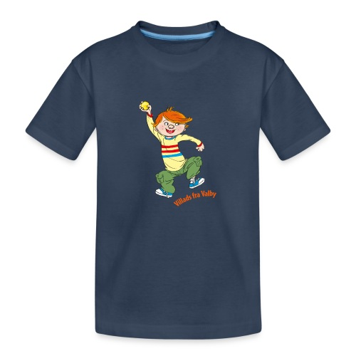 Villads fra Valby - Teenager premium T-shirt økologisk