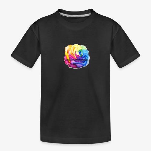 RXSE GANG LOVE - Premium økologisk T-skjorte for tenåringer