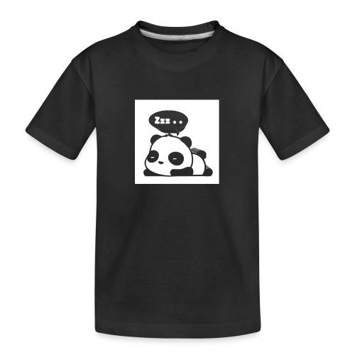 shinypandas - Teenager Premium Organic T-Shirt