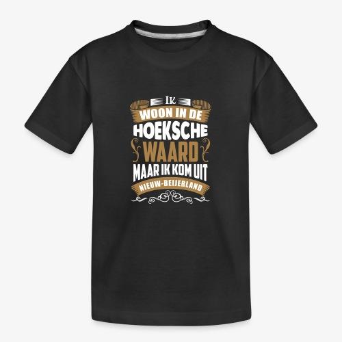 Nieuw-Beijerland - Teenager premium biologisch T-shirt