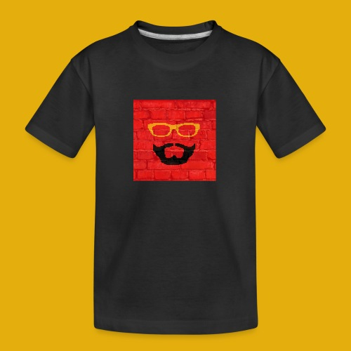 TMWAB Logo - Teenager Premium Organic T-Shirt