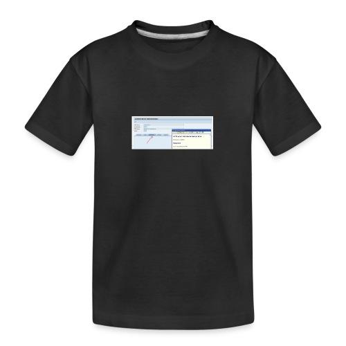 Certificates - T-shirt bio Premium Ado