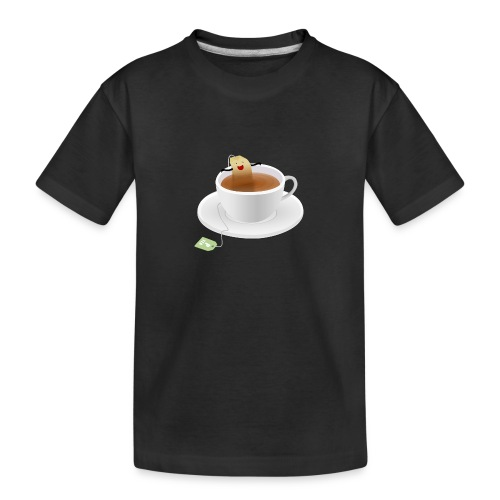 Tea Bag - Teenager Premium Bio T-Shirt