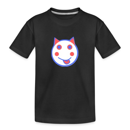 Red White And Blue - Alf Da Cat - Teenager Premium Organic T-Shirt