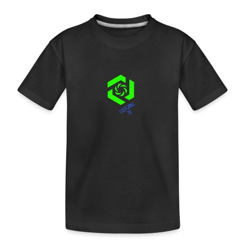 LUSTGANG TV - Teenager Premium Bio T-Shirt