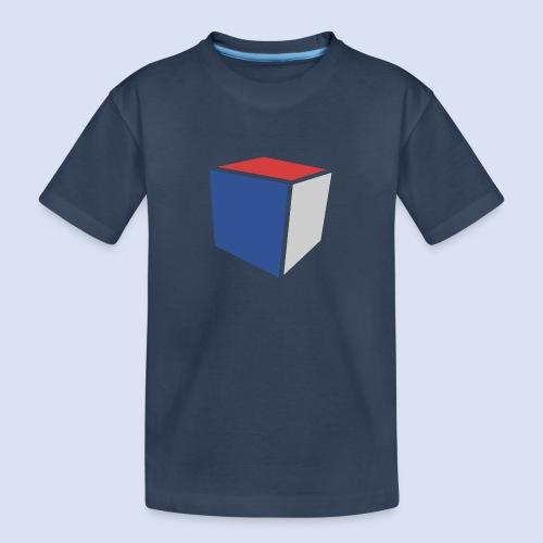 Cube Minimaliste - T-shirt bio Premium Ado