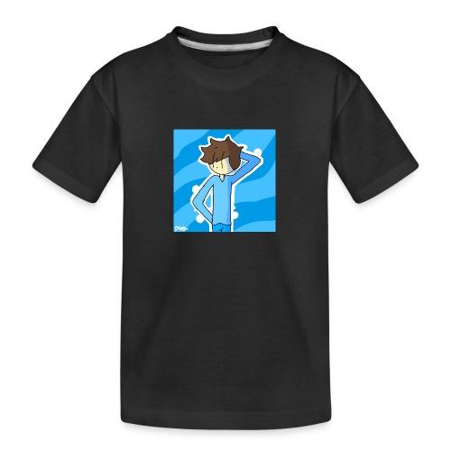 George Morgan West - Teenager Premium Organic T-Shirt