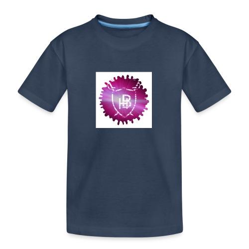Hustler Brand - T-shirt bio Premium Ado