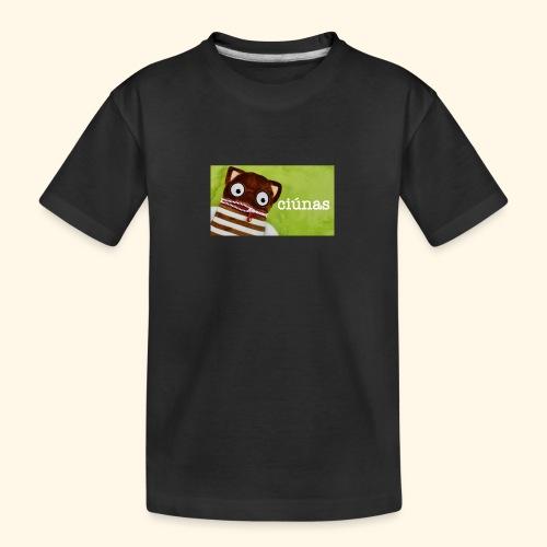ciunas - Teenager Premium Organic T-Shirt