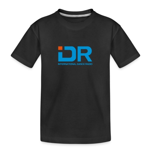 International Dance Radio - Camiseta orgánica premium adolescente
