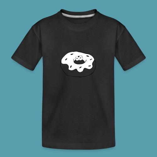 Donitsi - Teinien premium luomu-t-paita
