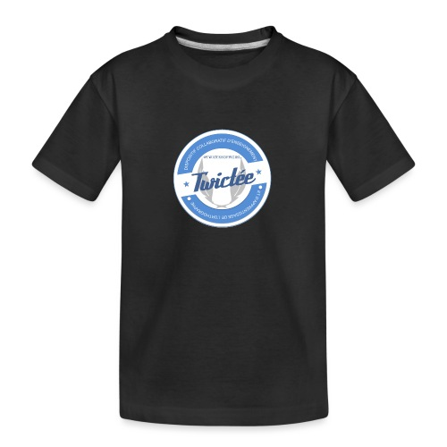 logo twictee - T-shirt bio Premium Ado