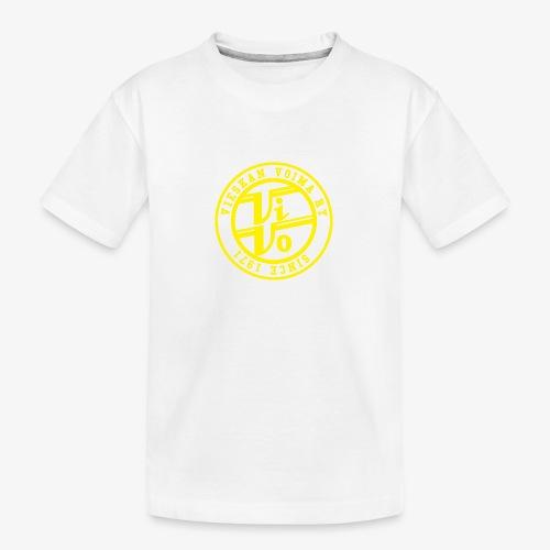 ViVoPAITA transparent - Teinien premium luomu-t-paita
