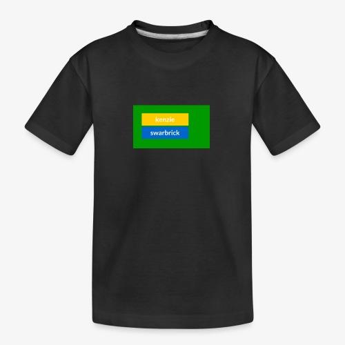 t shirt - Teenager Premium Organic T-Shirt