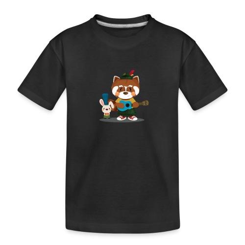 1 - T-shirt bio Premium Ado