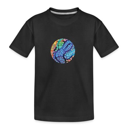 concentric - Teenager Premium Organic T-Shirt