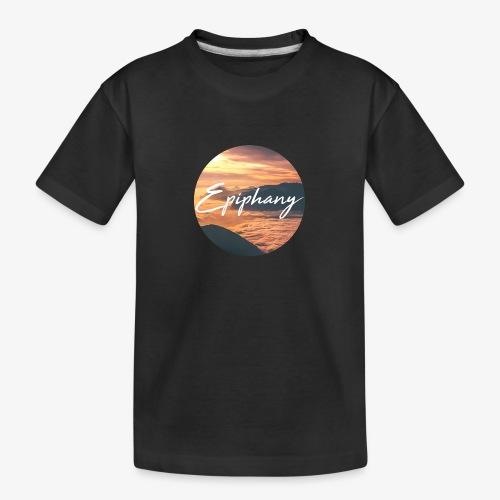 Epiphany - Ekologisk premium-T-shirt tonåring